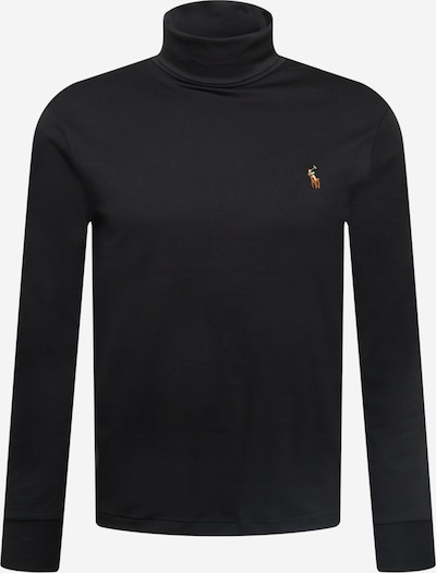Polo Ralph Lauren T-Shirt en crème / caramel / vert gazon / rouge feu / noir, Vue avec produit