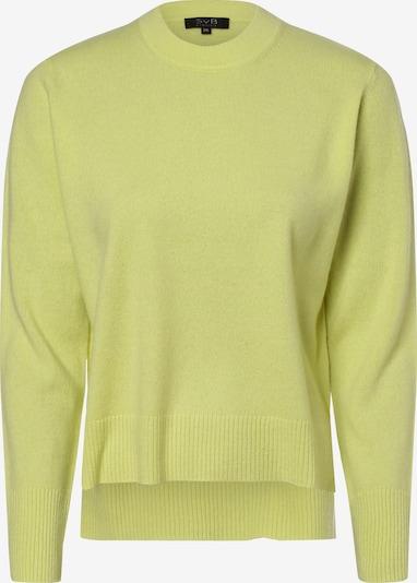 SvB Exquisit Pullover in limone, Produktansicht