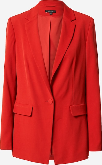 COMMA Blazer in Fire red, Item view