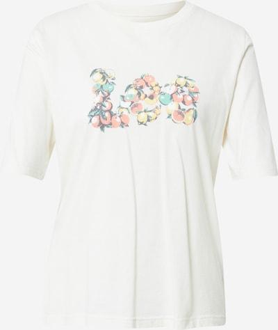 Lee Shirt in mischfarben / weiß, Produktansicht