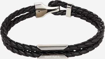 DIESEL Bracelet in Black