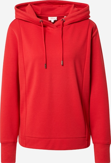s.Oliver Sweatshirt in Red, Item view