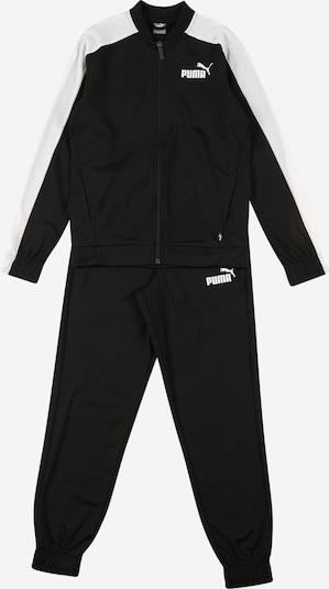 PUMA Odjeća za vježbanje u crna / bijela, Pregled proizvoda