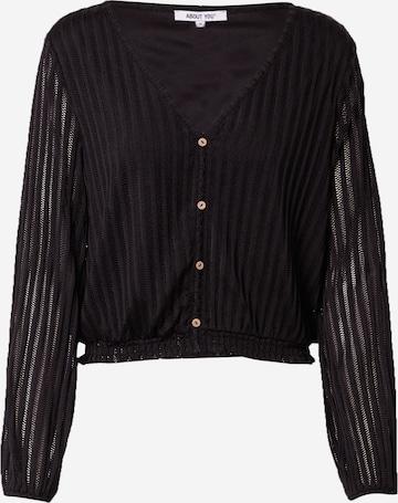Maglietta 'Helene' di ABOUT YOU in nero