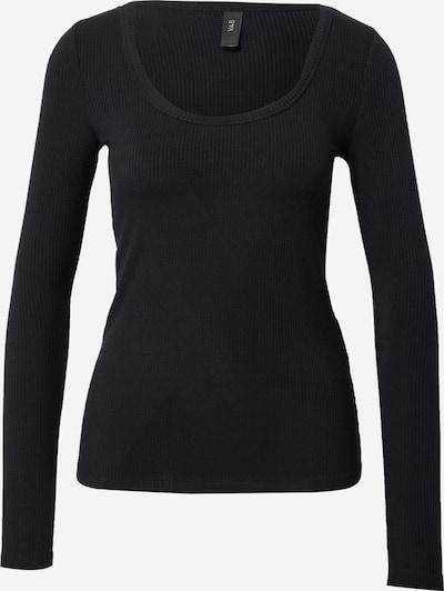 Y.A.S Shirt 'BLAX' in schwarz, Produktansicht