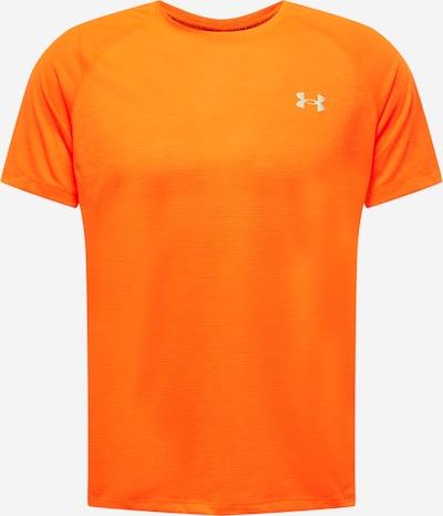 UNDER ARMOUR Sportshirt 'Streaker' in orangerot, Produktansicht