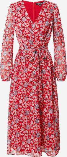 Lauren Ralph Lauren Kjole 'Franny' i rød, Produktvisning