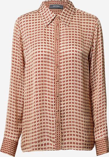 MOS MOSH Bluzka 'Taylor' w kolorze beżowy / czerwony / białym, Podgląd produktu