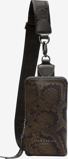 Liebeskind Berlin Чанта за кръста 'Sling' в кафяво / Каки / черно, Преглед на продукта