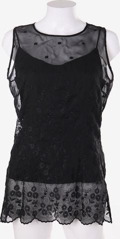 TRIANGLE Top & Shirt in L in Black