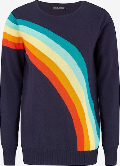 Sugarhill Brighton Pulover 'Rita' u mornarsko plava / miks boja, Pregled proizvoda