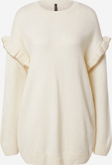 DeFacto Oversized sweater in Gold / White, Item view