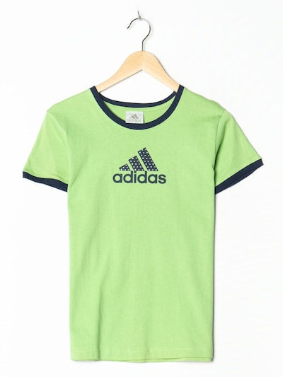 ADIDAS Sport T-Shirt in XS-S in apfel, Produktansicht