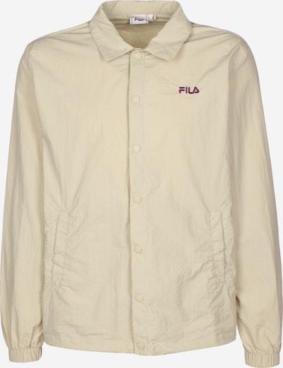 FILA Tussenjas ' Malone ' in de kleur Beige, Productweergave