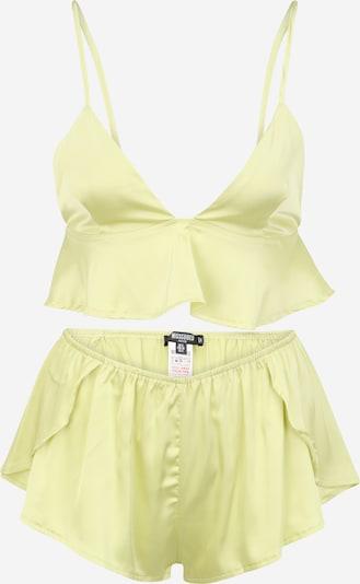 Missguided Petite Pijama en lima, Vista del producto