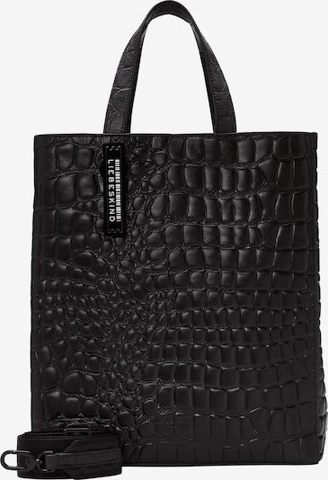 Liebeskind Berlin Torba shopper w kolorze czarnym, Podgląd produktu