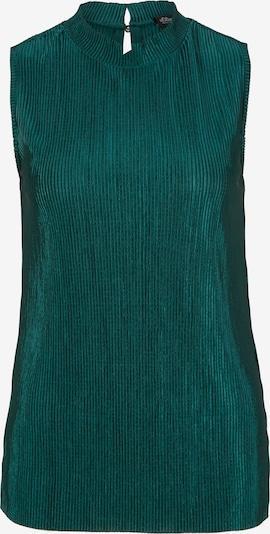 s.Oliver BLACK LABEL Top in smaragd, Produktansicht