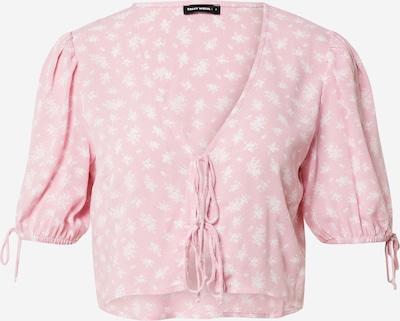 Tally Weijl Bluse in pink / weiß, Produktansicht