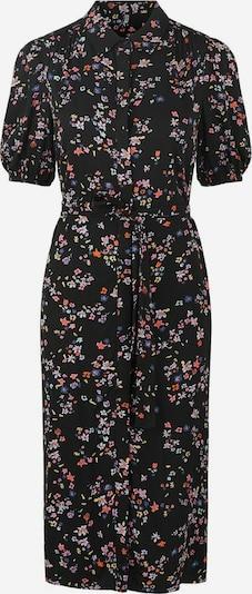 Rochie tip bluză PIECES pe verde deschis / roz / roșu pepene / negru, Vizualizare produs