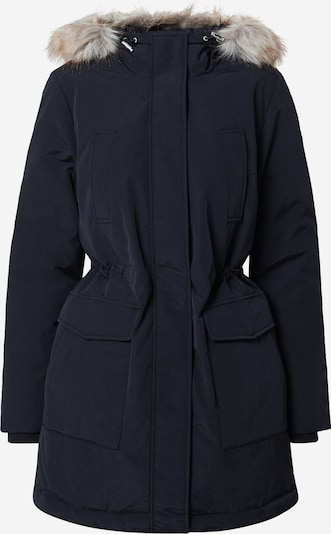Tommy Jeans Winter parka in Black, Item view