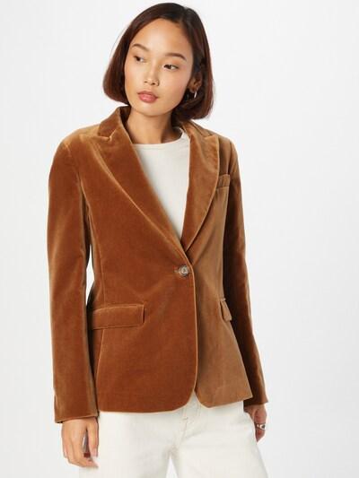 Weekend Max Mara Blazer 'FALENA' en marrón, Vista del modelo