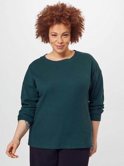 Z-One Majica 'Alicia' | zelena barva: Frontalni pogled