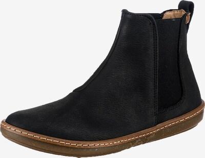 EL NATURALISTA Boots  'Koralle' in schwarz, Produktansicht