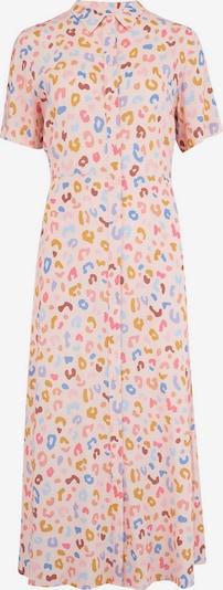 Sugarhill Brighton Blusenkleid 'Danielle' in blau / braun / gelb / puder, Produktansicht