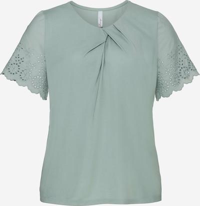 SHEEGO T-Shirt in mint, Produktansicht