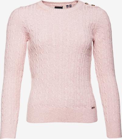 Superdry Pullover 'Croyde' in pinkmeliert, Produktansicht