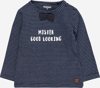 STACCATO Tričko - kouřově modrá / tmavě modrá / bílá, Produkt
