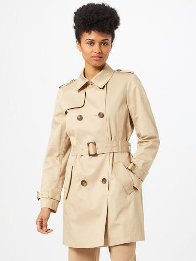 Demisezoninis paltas iš ESPRIT, spalva – smėlio, Modelio vaizdas