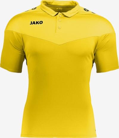 JAKO Funktionsshirt 'Champ' in gelb / schwarz, Produktansicht