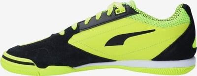 PUMA Fußballschuh in neongelb / schwarz, Produktansicht