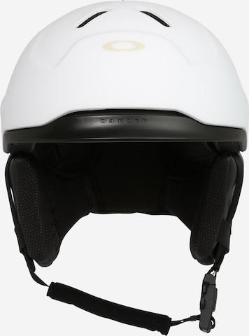 OAKLEY Kypärä 'MOD' värissä valkoinen