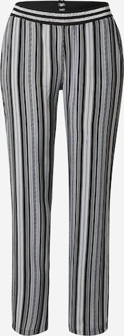 Pantaloni 'Sina' de la ZABAIONE pe negru
