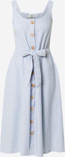 Freequent Kleid 'LAVARA' in hellblau / weiß, Produktansicht