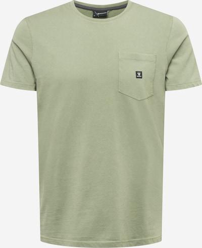 Tricou 'Axle-N' BRUNOTTI pe verde deschis, Vizualizare produs