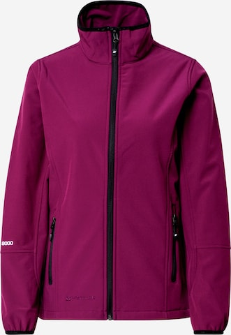Whistler Outdoor Jacket 'Covina W-PRO 8000' in Purple