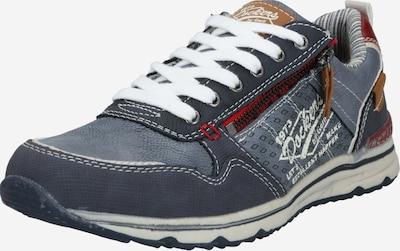 kék / vegyes színek Dockers by Gerli Rövid szárú edzőcipők, Termék nézet