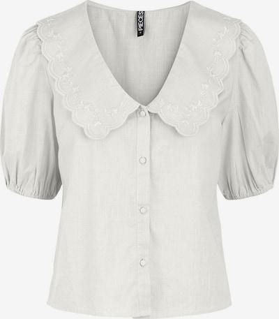 PIECES Blusa 'Tae' en gris claro, Vista del producto