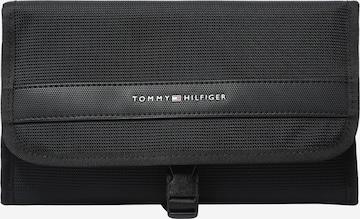 TOMMY HILFIGER Чанта за тоалетни принадлежности в черно