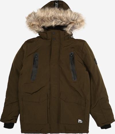 STACCATO Zimní bunda - světle hnědá / tmavě zelená, Produkt