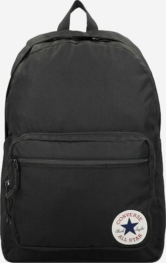 CONVERSE Rucksack in schwarz / weiß, Produktansicht