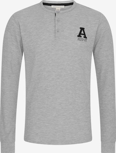 AÉROPOSTALE Shirt in de kleur Grijs gemêleerd, Productweergave
