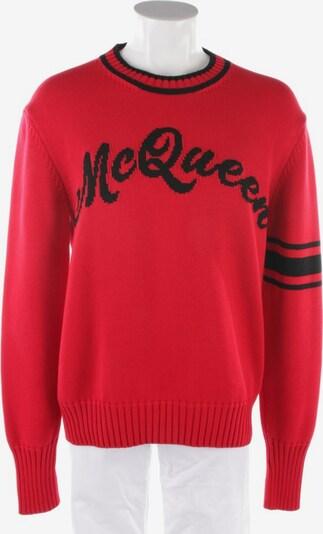 Alexander McQueen Pullover / Strickjacke in M in rot, Produktansicht