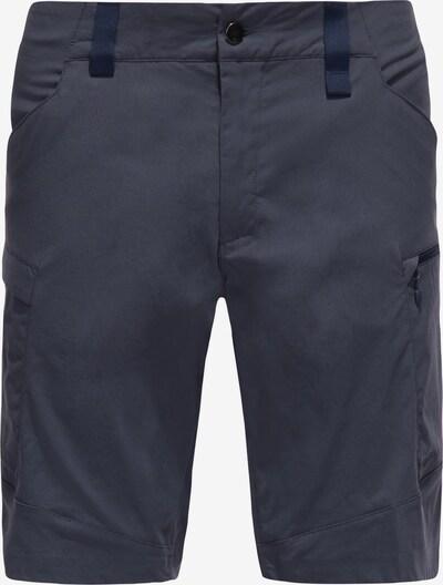 Haglöfs Outdoorhose 'Fjell' in marine / schwarz, Produktansicht