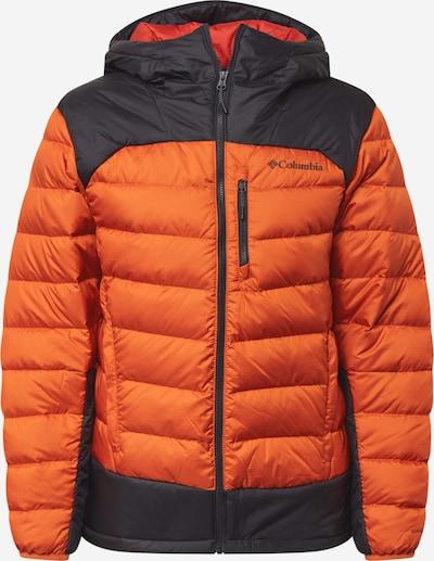 COLUMBIA Āra jaka, krāsa - oranžs / melns, Preces skats