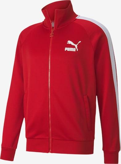 PUMA Sportjas in de kleur Rood, Productweergave
