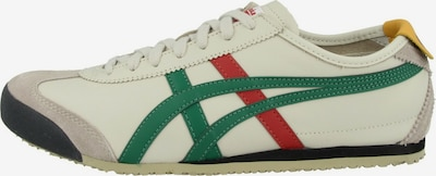 Onitsuka Tiger Sneakers 'Mexico' in Cream / Grey / Dark green / Red, Item view